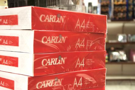 Carlin Andorra Papereria Manipulat