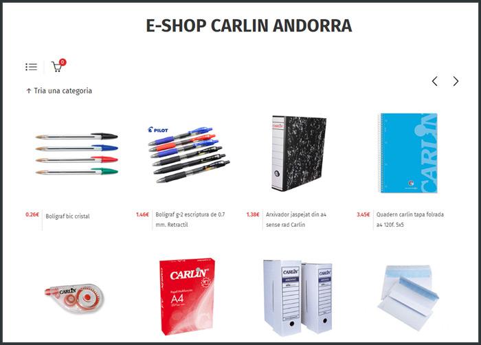 papereria online